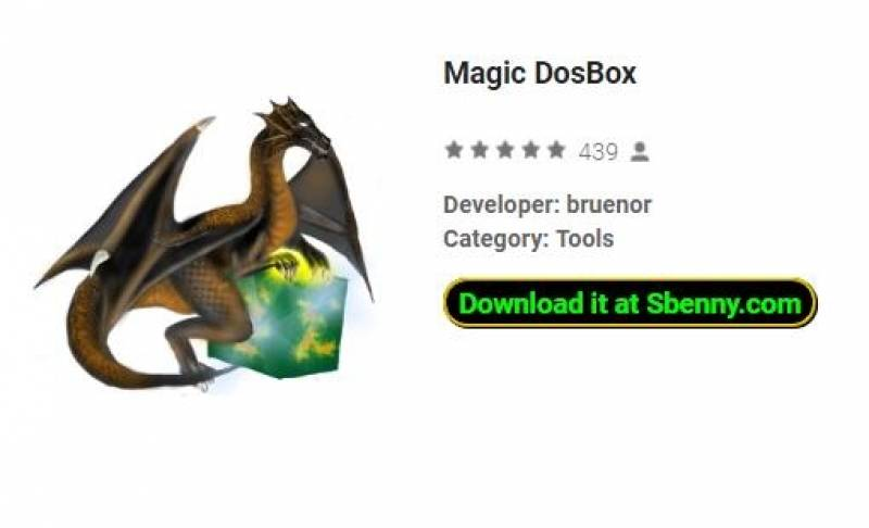 Magic DosBox Paid APK Android Download