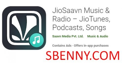 JioSaavn Music & Radio - JioTunes, Podcasts, Songs + MOD