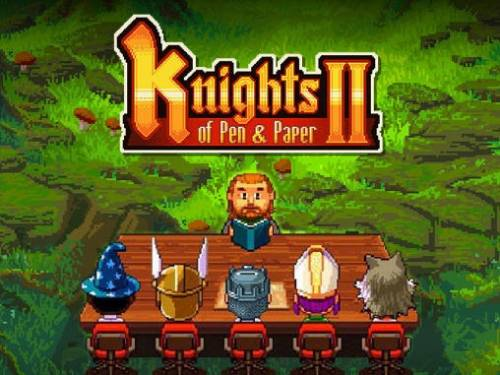 Knights of Pen & Paper 2 + MOD