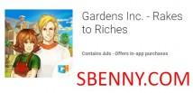 Gardens Inc. - Rastrillos a las riquezas + MOD