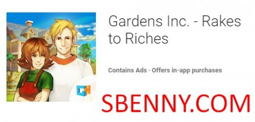 Gardens Inc. - Rakes to Riches + MOD