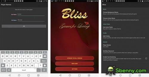 Bliss - Das Spiel für Liebhaber + MOD