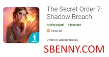 A Ordem Secreta 7: Shadow Breach