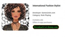 International Fashion Stylist + MOD