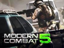 Modern Combat 5 eSports FPS + MOD