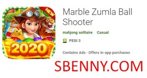 Мраморный Zumla Ball Shooter + MOD