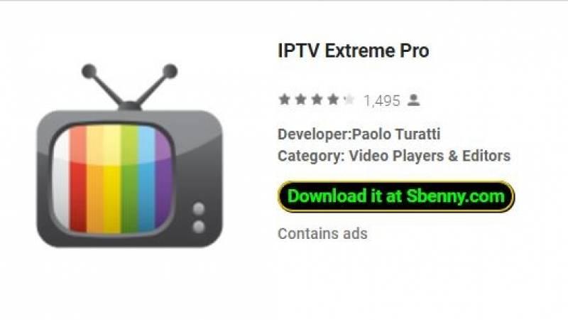 Image Result For Iptv Extreme Pro Apk