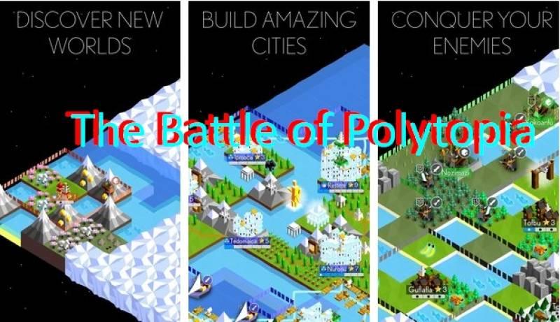 La bataille de Polytopia + MOD