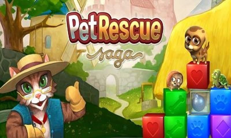 Pet Salvamento Saga + MOD