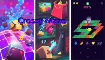 Crossy maze + MOD