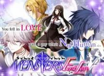 L-ewwel imħabba ta 'Monster - Logħob Otome Dating Sim + MOD