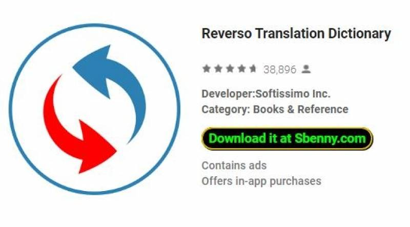 Reverso Translation Dictionary + MOD