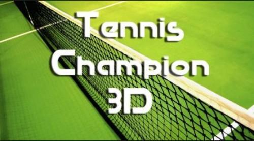 Champion de tennis 3D - Jeu de sport en ligne + MOD