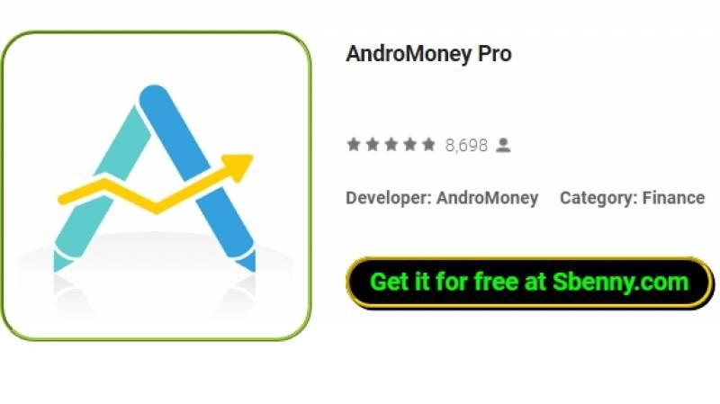 AndroMoney Pro + MOD
