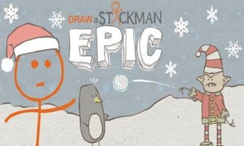 Draw a Stickman: Epic