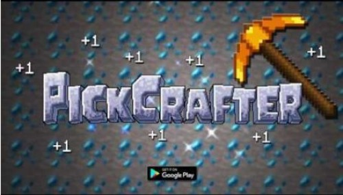 PickCrafter - Idle Craft Game + MOD