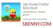 Idle Pocket Crafter: Mine Rush + MOD