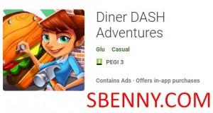 Diner DASH Adventures + MOD