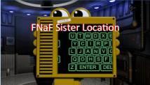 FNaF Sœur Localisation