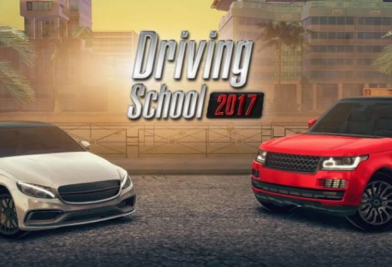 رانندگی مدرسه 2017 + MOD