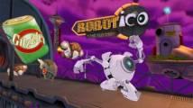 Robot Ico: Robot correre e saltare + MOD