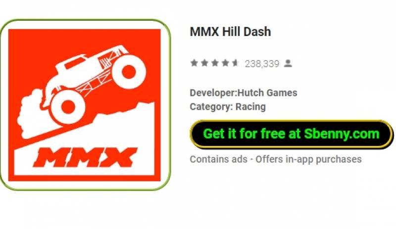 MMX Hill Dash + MOD