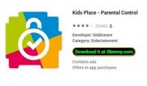 Детское место - Родительский контроль + MOD
