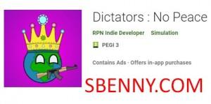 Dictadores: No Peace + MOD