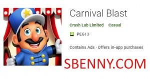 Carnival Blast + MOD