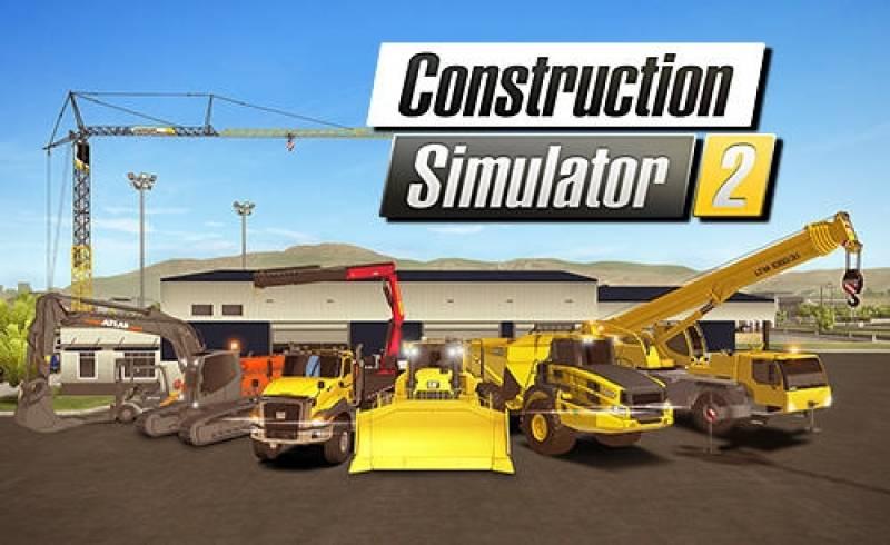 Строительство Simulator 2 + MOD