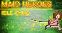 Maid Heroes - Простой игровой RPG с инкрементальным + MOD