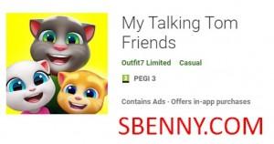 My Talking Tom Friends + MOD