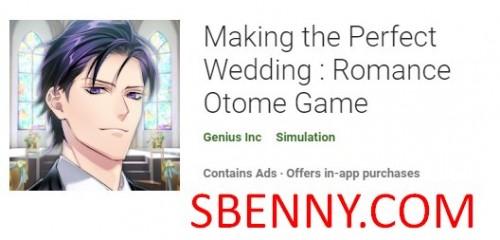 Making the Perfect Wedding: Romance Otome Game + MOD