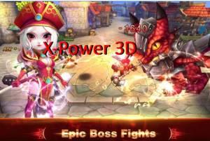 X-Power 3D + MOD