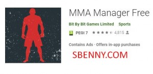 MMA Manager Free + MOD