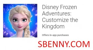 Disney Frozen Adventures: настроить королевство + MOD