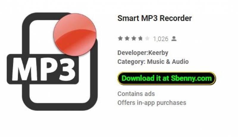 Intelligenter MP3-Rekorder + MOD