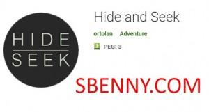 Verstecken und suchen + MOD