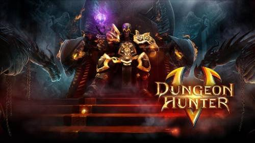 Dungeon Hunter 5 + MOD
