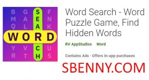 Word Search - Word Puzzle Game, Find Hidden Words + MOD