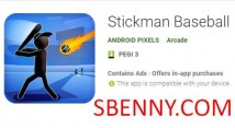 Stickman Baseball + MOD