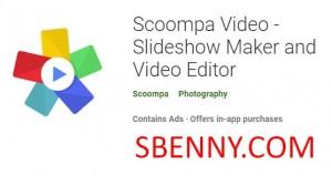 Scoompa Video - Slideshow Maker und Video Editor + MOD