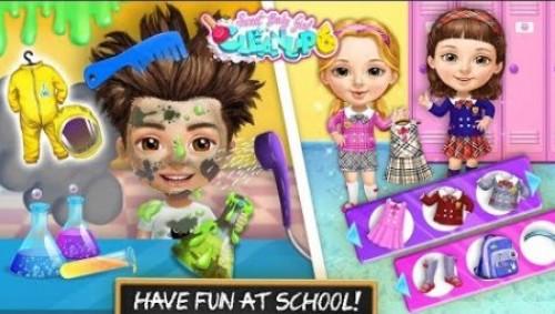 Sweet Baby Girl Cleanup 6 - S'amuser à l'école + MOD