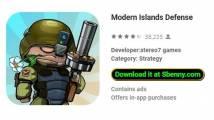 Modern Islands Defense + MOD
