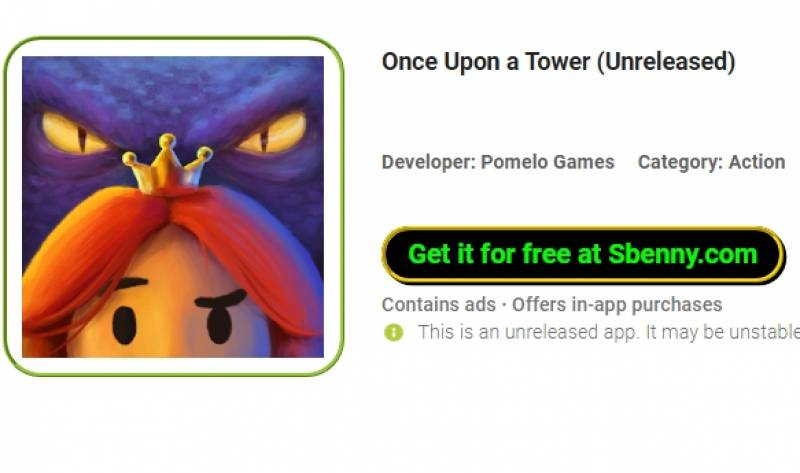 Once Upon a Tower + MOD