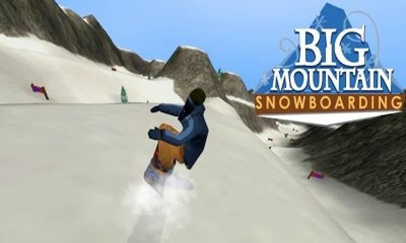 Big Mountain Snowboarding