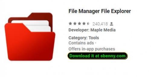 File Manager File Explorer + MOD