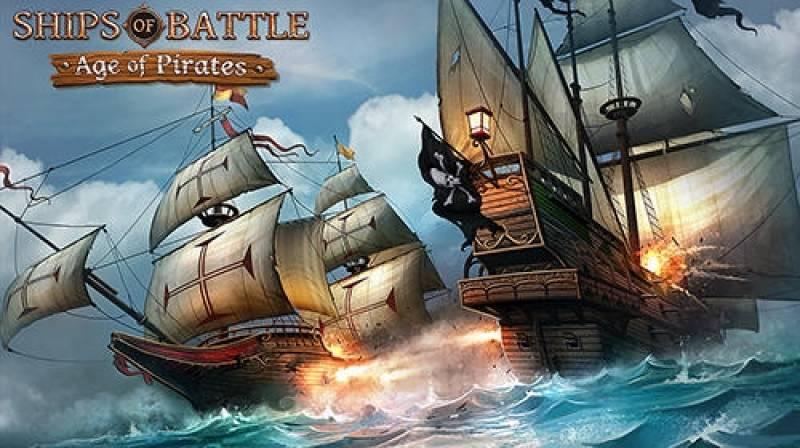 Корабли битвы Age of Pirates + MOD