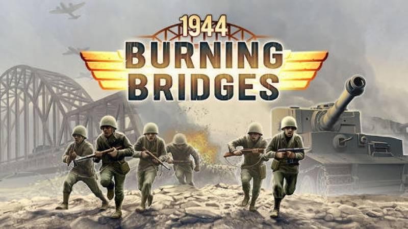 1944 Burning Bridges + MOD