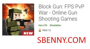 Block Gun: FPS PvP War - онлайн стрельба из оружия + MOD